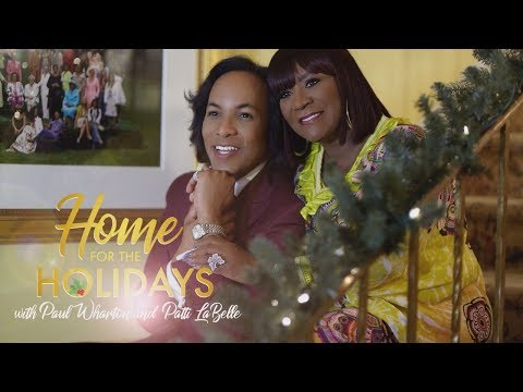 Home for the Holidays with Paul Wharton