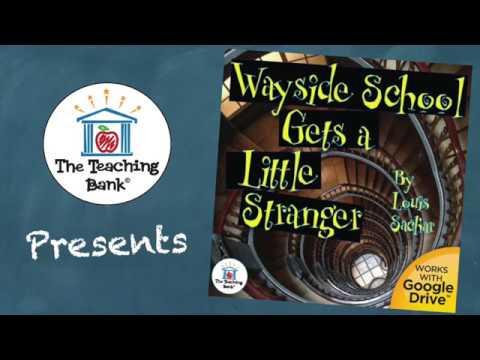Wayside School Gets a Little Stranger...