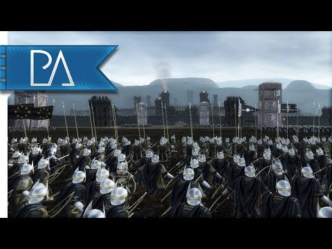 SIEGE OF CARN DUM: NEW MAP - Third Age Total War Reforged Mod Gameplay