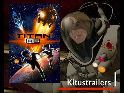 Titan AE Trailer (Castellano)
