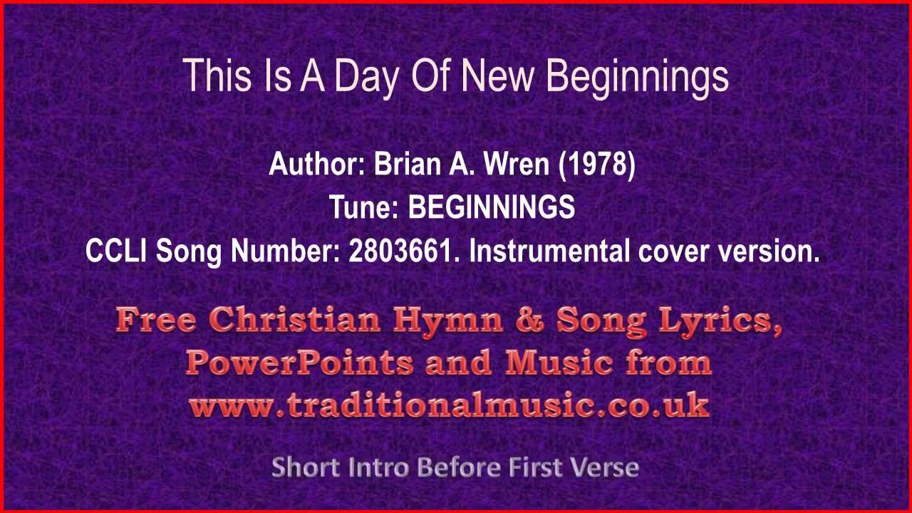 Trapt - New Beginning Lyrics | MetroLyrics