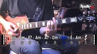 Les 3 accords qui vous sauvent une soirée (cours guitare - voiron - grenoble)