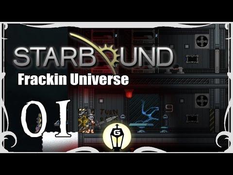 Frackin Universe Скачать Мод - фото 4