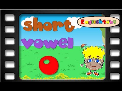 Short Vowel Letter o/English4abc/Phonics song