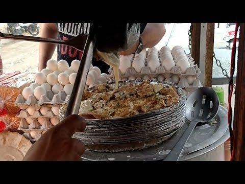 Omelette Pizza | Delhi Street Food