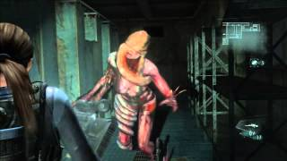 Resident Evil Revelations trophée Dans la ligne de mire