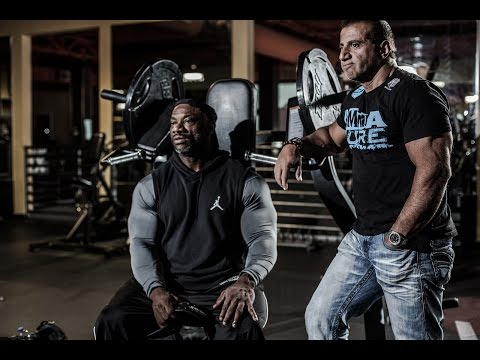 "Dexter ""The Blade"" Jackson: ""The Road To Mr Olympia 2016"" It"