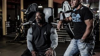 "Dexter ""The Blade"" Jackson: ""The Road To Mr Olympia 2016"" It's Showtime!"