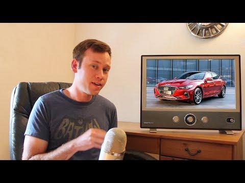Genesis G70 and Frankfurt Auto Show Debuts! Weekly Update