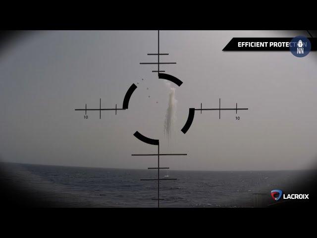 Euronaval: Overview of Sylena Decoy Launcher and Lacroix Defense's Naval Portfolio