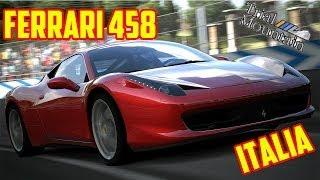 Ferrari 458 Italia | Trial Mountain Circuit | GT6