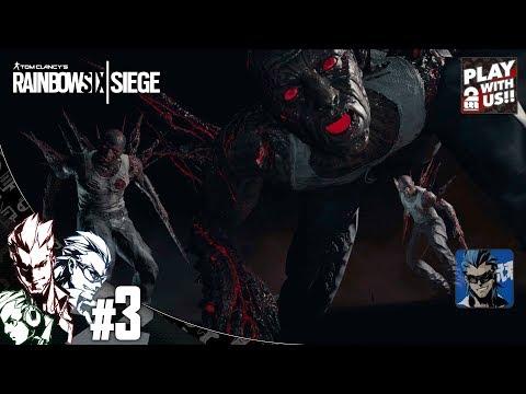 #3【FPS】弟者,兄者,おついちの「レインボーシックス シージ -アウトブレイク-」【2BRO.】END