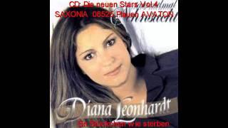 Diana Leonhardt  Ein Stückchen wie sterben