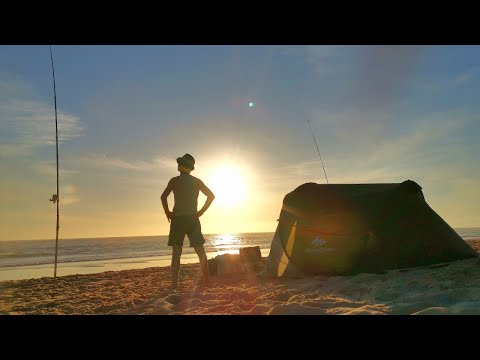pescaria-surfcasting-live-video-pesca-ao-vivo-directo-fishing-pescaria-na-praia-2020-pesca-portugal