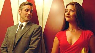 George Clooney Flirts with Catherine Zeta‑Jones / lift scene / Intolerable Cruelty (2003)