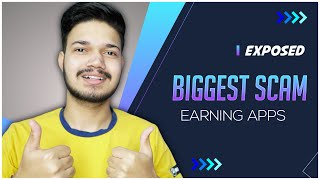 *Biggest Scam* 😡 Of New Gaming Earning Application 🔥🔥🔥