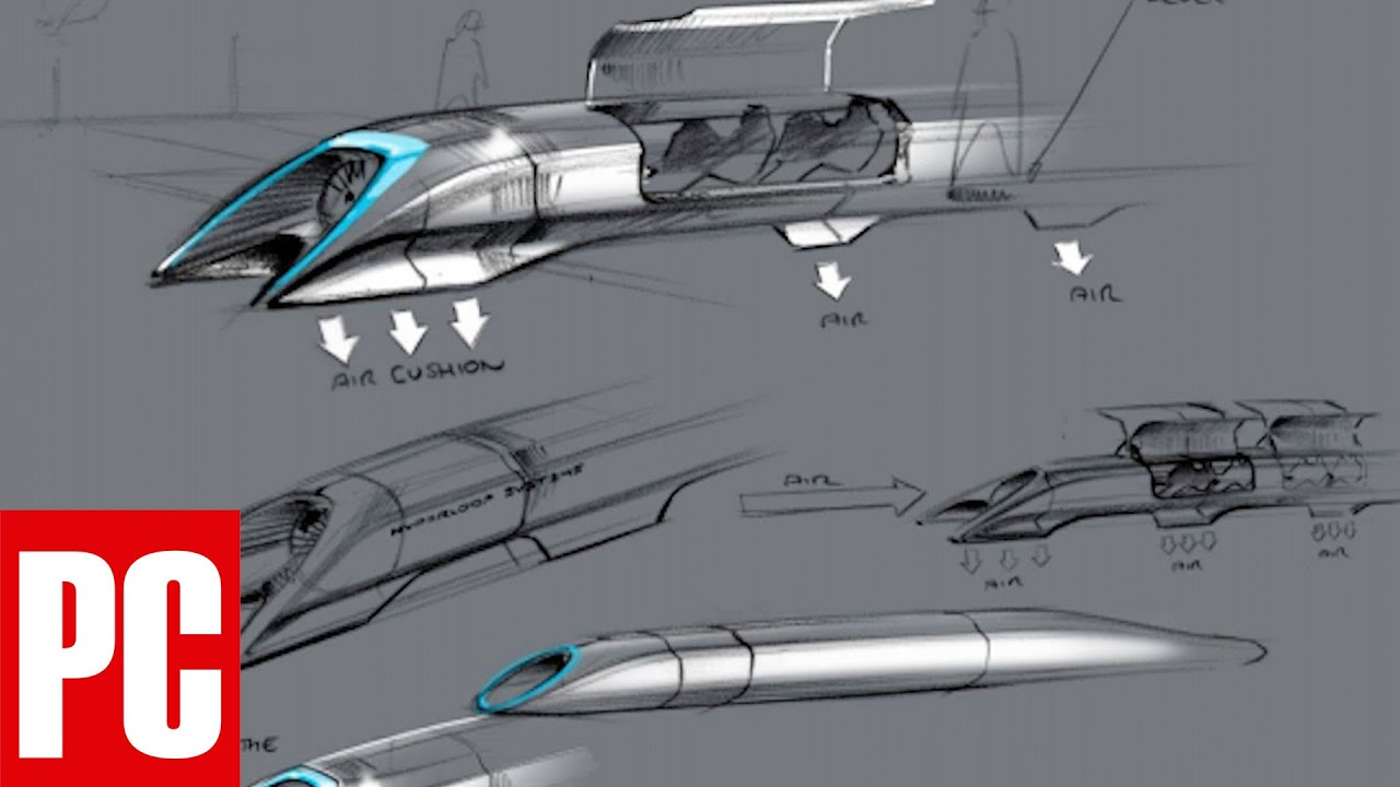 Hyperloop One Conducts First Ever Full Scale Test Of Hyperloop Propulsion System Extremetech