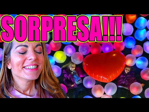 INCREIBLE SORPRESA SAN VALENTIN!!!   ·VLOG·