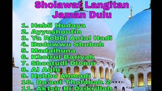 Download SHOLAWAT LANGITAN Jaman Dulu Paling Enak di dengar