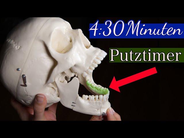 Putztimer ohne VoiceOver | 4:30 Minuten | DoctorAmi