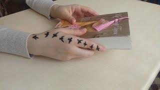 hint kınası ile dövme yapımı izle/hint kınası nasıl yapılır türkçe, hint kınası modelleri 2018 sanat