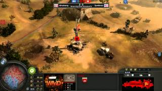 WmD Invitational IV - Semi Final: Symbiosis vs Aimstrong - Game 5