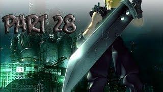 "Final Fantasy VII 7 ""FFVII"" Walkthrough Part 28 No Commentary [PC HD 2013] Cosmo Canyon"