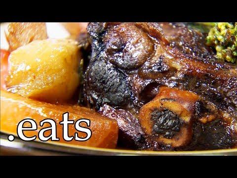 Braised Lamb Shanks Recipe | Chef Micheal's Kitchen