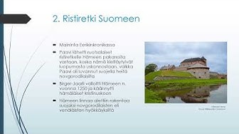 Suomen keskiaika