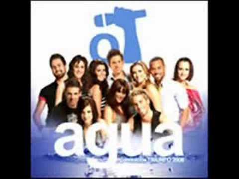 Agua - Operación Triunfo 2008 (Version CD)