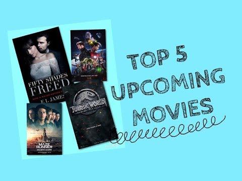 TOP 5 UPCOMING MOVIES 2018 [EZMOVIES Version]