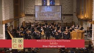 Brian Raphael Nabors: Iubilo (ROCO)