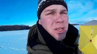 Поездка на рыбалку. Яузское водохранилище.(Поехали с другом на рыбалку. наконец то., 2016-03-03T21:54:25.000Z)