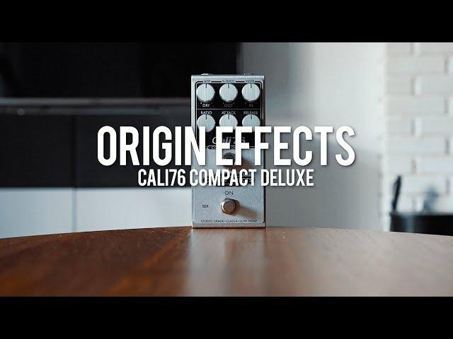 Origin Effects Cali76 Compact Deluxe (demo)