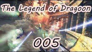 Rückblick Let`s play (Stream) The Legend of Dragoon - Wir suchen Dart´s Spirit Deutsch GER 005