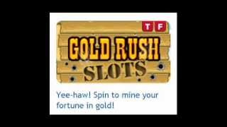 Gold Rush Slots - FREE £10 No Deposit Bonus Mobile Slot Game Code
