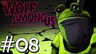 Karl spiller The Wolf Among Us: Del 8 - Plot twist!