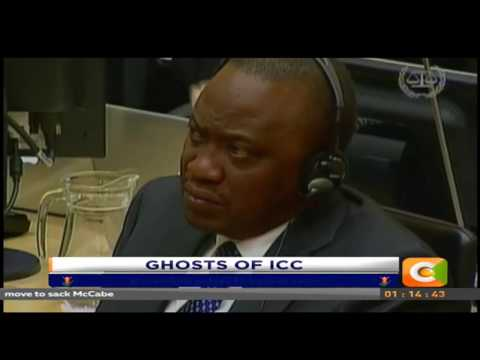 ICC assigns judges to Kenyan cases
