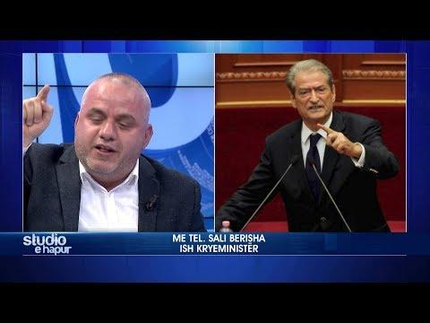 Debati live në TV/ Artan Hoxha: Je hjeksi i Azem Hajdarit. Sali Berisha: Ti ke vrarë dëshmitarin