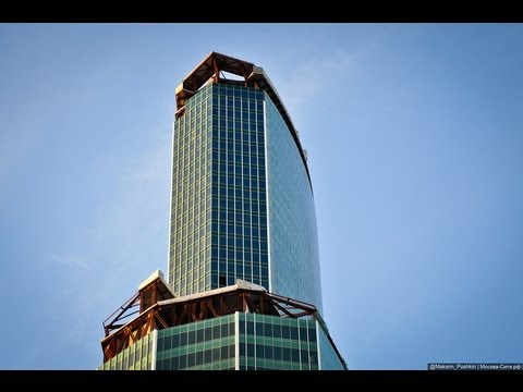 Eurasia Tower- June 2013 Update- Moscow's IBC