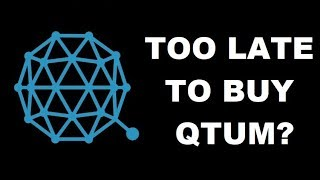 Too Late To Buy QTUM? What's Fueling The Moonshot?