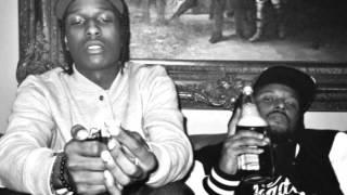A$AP Rocky Type Instrumental ((Flight Dreams Productions))