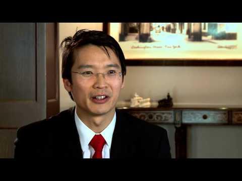Winston Ma MCJ '98, Recipient of Distinguished Alumni Award