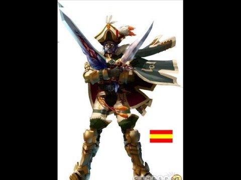 Soul Calibur II - Eternal Struggle (Cervantes Theme)