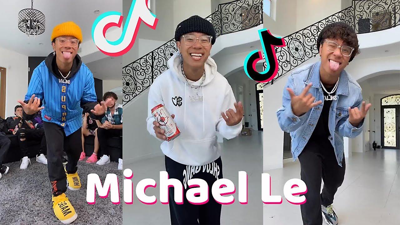 Best of Michael Le TIKTOK Compilation ~ @justmaiko Tik Tok Dance ~ June 2020 - YouTube