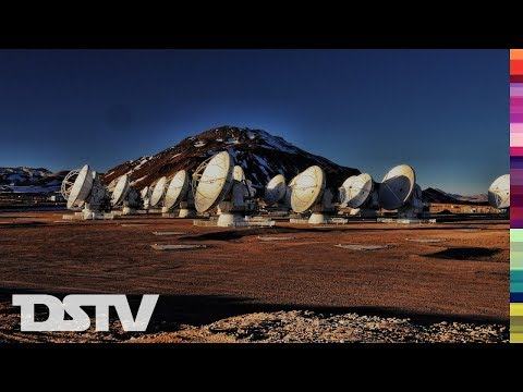 This Is The ALMA Observatory