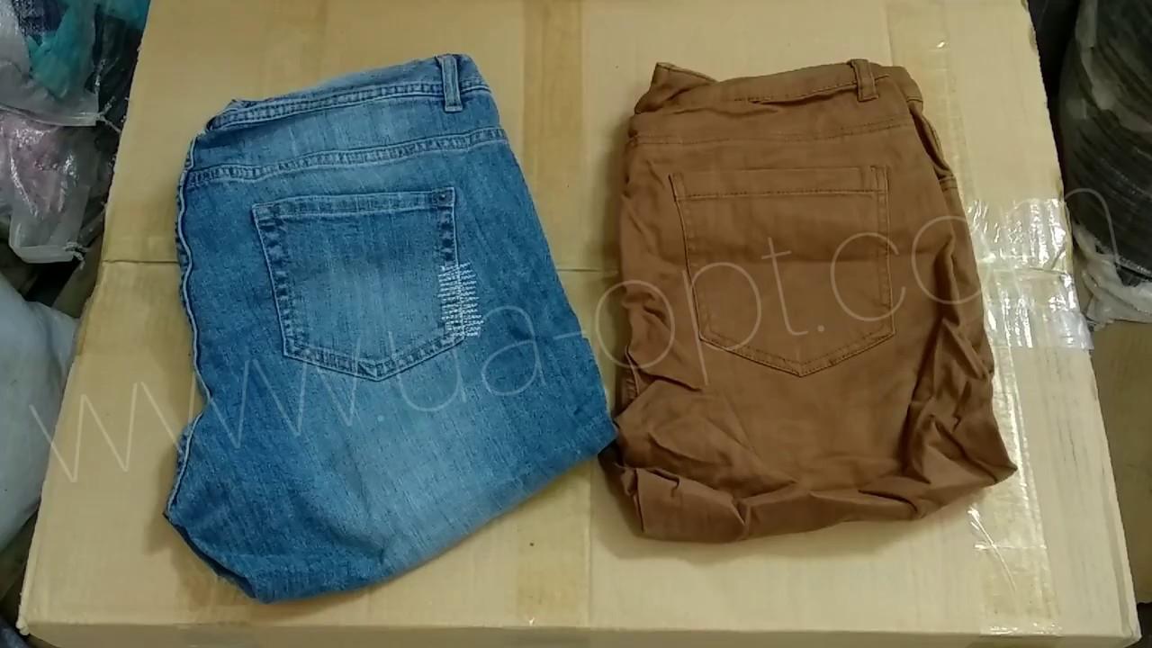 thumbnail video Одежда оптом TCM Tchibo сток осень-зима 7,9 €/кг лот #176