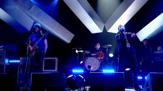 Kasabian Days Are Forgotten - Later with Jools Holland Live 2011 720p HD