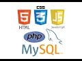 Insertion du code html au sein du code PHP