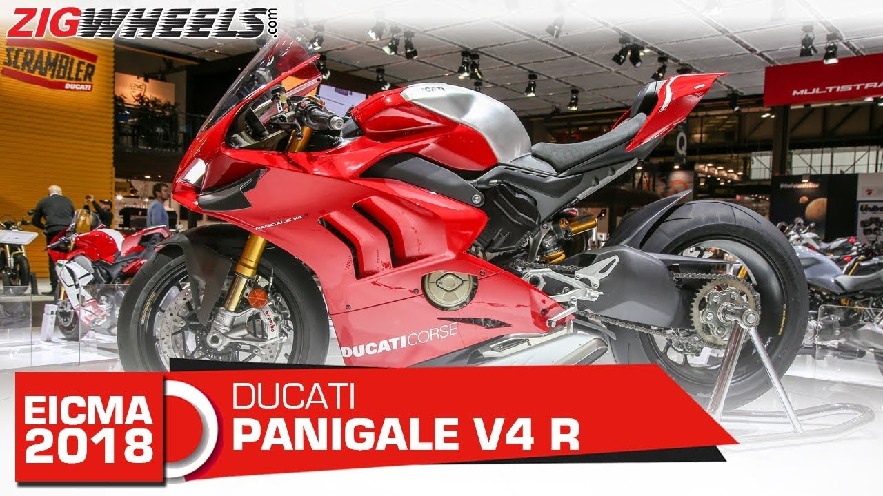 2019 Ducati Panigale V4 R The Next Gen Ducati Race Ready Panigale